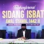 Idulfitri 1 Syawal 1442 H 13 Mei 2021