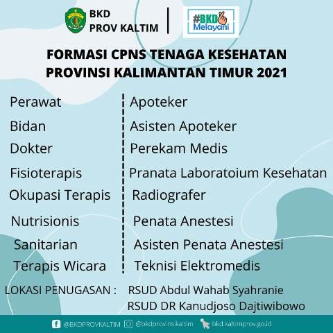 22++ Cpns 2021 formasi radiografer ideas in 2021