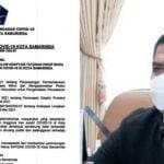 Aturan Baru Satgas Covid Samarinda, Aktivitas di Tepian Mahakam Dibatasi