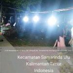 Satlantas Polresta Samarinda Tertibkan Pedagang Durian di Tepian Mahakam