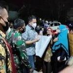 Warga Sambutan Demo Wali Kota Samarinda