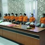 Polresta Samarinda Musnahkan Sabu 14 Kilogram
