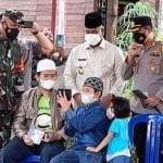 Presiden Video Call 4 Anak Ali Yusni di Kukar