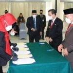 Gubernur Ajak ASN Kaltim Tingkatkan Kualitas Pelayanan