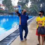 Warga Samarinda Tenggelam di Kolam Renang GOR Segiri